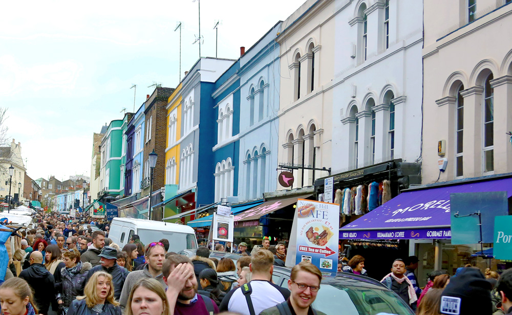 Pictures Of Portobello Market Photo Gallery