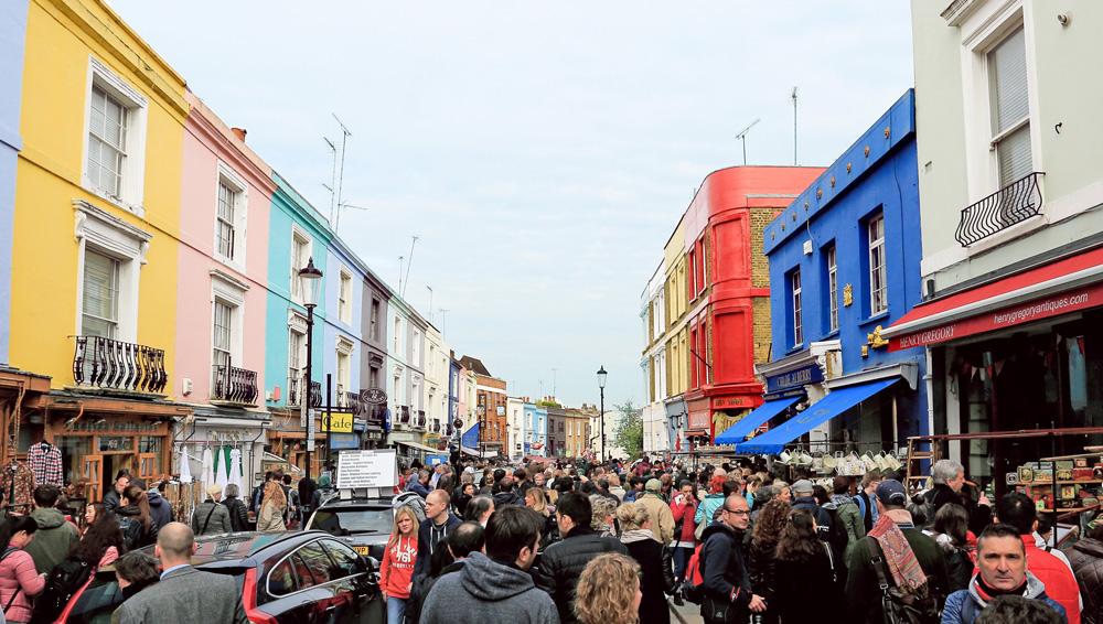 Pictures Of Portobello Market Photo Gallery